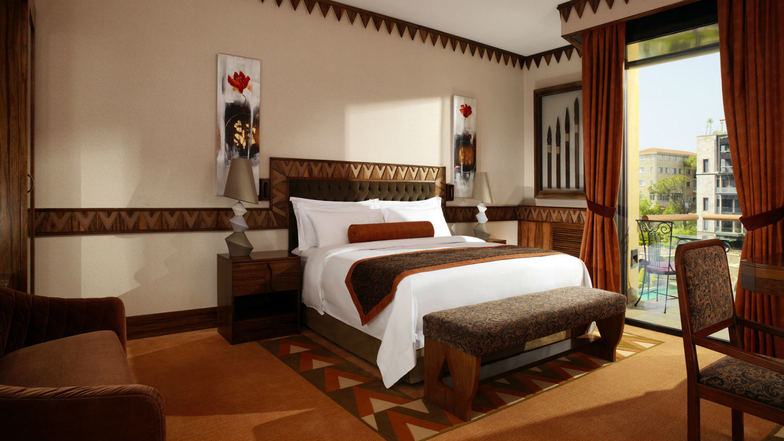 Chambres Grand Deluxe